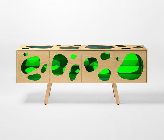 Aquário Cabinet by BD Barcelona | Sideboards