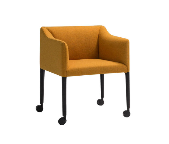 Couvé BU 1268 by Andreu World | Chairs