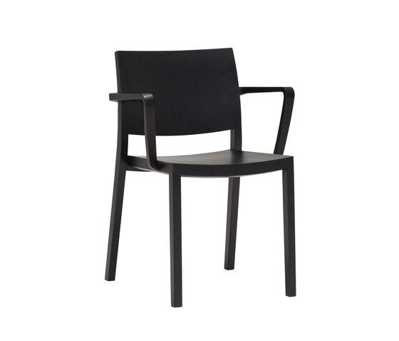 Duos SO 2751 von Andreu World | Stühle