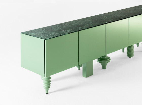 Showtime 10 Multileg Cabinet by BD Barcelona   Sideboards