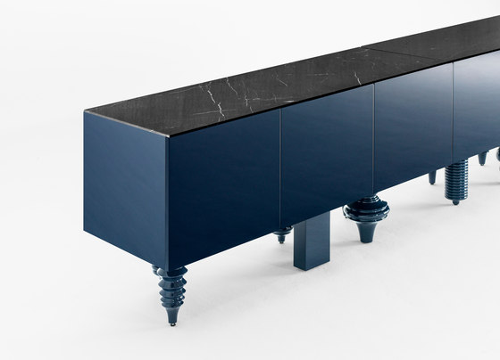 Showtime 10 Multileg Cabinet by BD Barcelona | Sideboards
