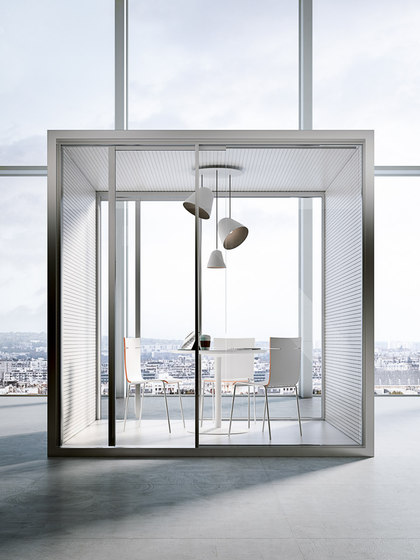 Acoustic Room by Fantoni | Partitions