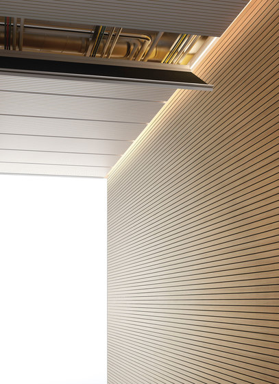 Easy Access by Fantoni | Suspended ceilings