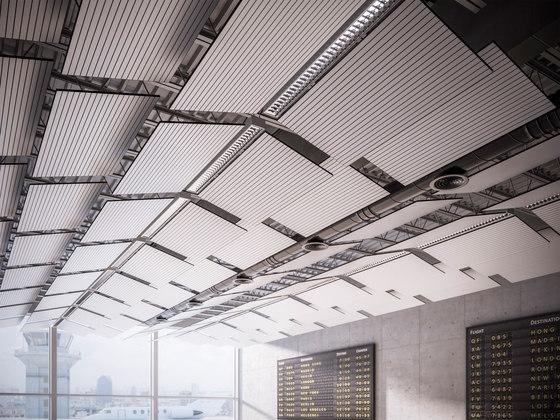 Passepartout de Fantoni | Plafonds lumineux