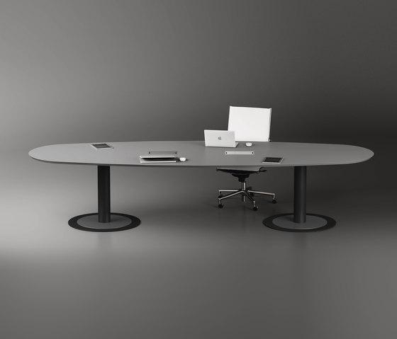 Tavoli Riunione by Fantoni | Contract tables
