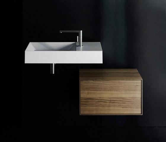A 45 Compact by Boffi | Wash basins