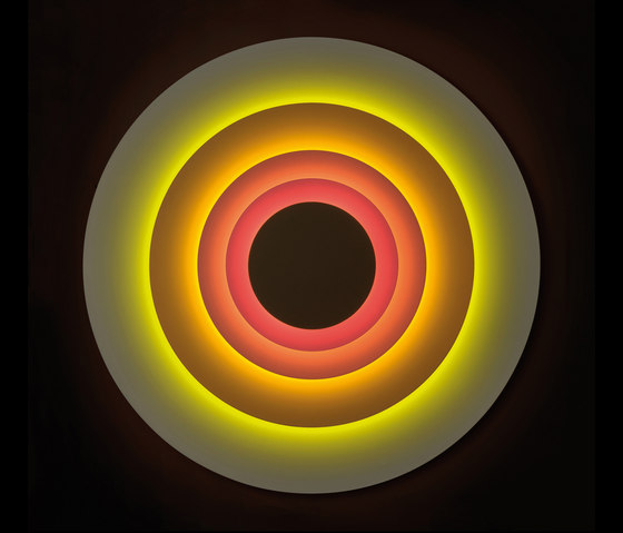 Concentric L von Marset | Wandleuchten