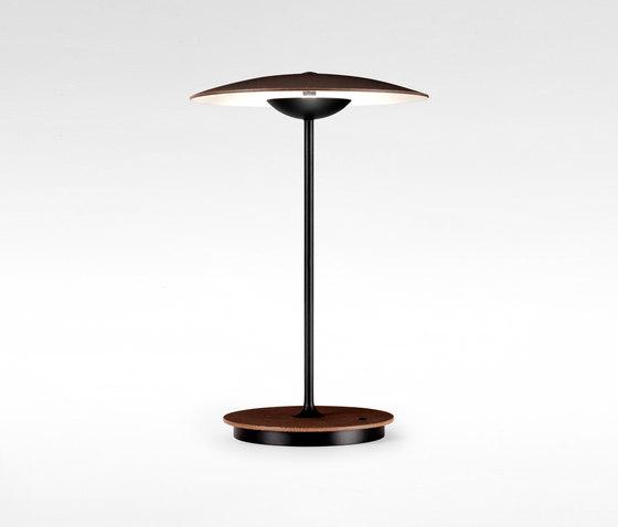 Ginger Portable Wenge di Marset | Table lights