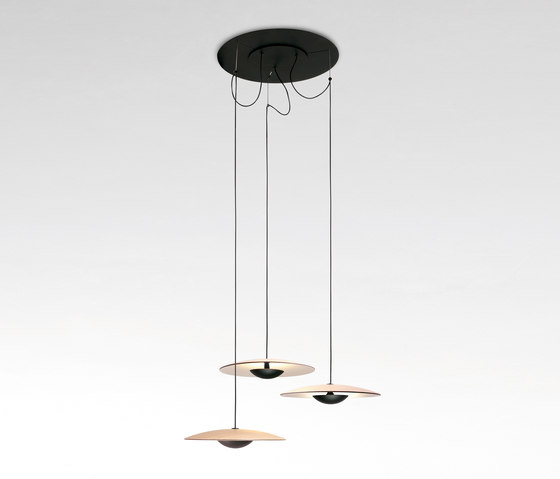 Ginger 20 - Group of three by Marset | Suspended lights