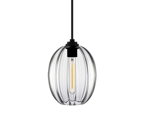 Ellipse Petite Modern Pendant Light de Niche | Suspensions