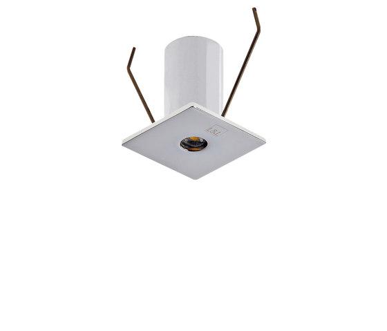 Eyes 1 di L&L Luce&Light   Lampade soffitto incasso