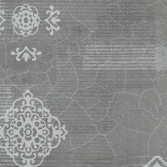 Gesso Decoro Patchwork Black Velvet de EMILGROUP | Carrelage céramique