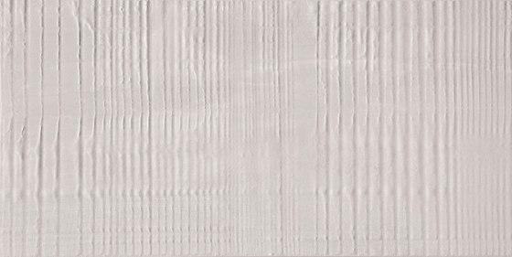 Gesso Decoro Dune Natural White von EMILGROUP | Keramik Fliesen