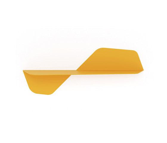 Flap 800 by MEMEDESIGN   Bath shelving