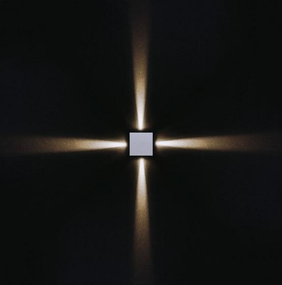 Kocca 3 di L&L Luce&Light | Lampade outdoor parete