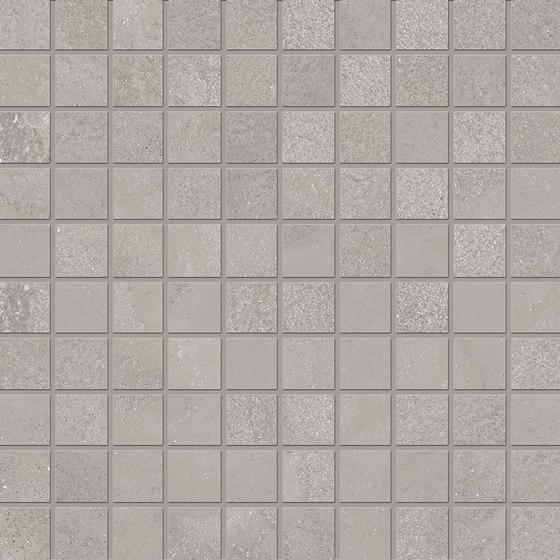 +3 Mosaico Grigio di EMILGROUP | Mosaici ceramica