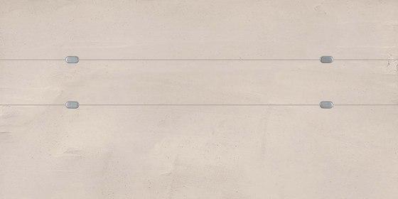 99 Volte Button Bianco Opaco di EMILGROUP | Piastrelle ceramica