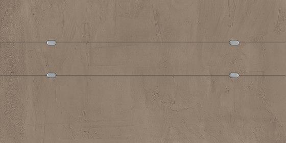 99 Volte Button Terra Opaco di EMILGROUP | Piastrelle ceramica