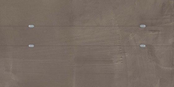99 Volte Button Fango Opaco di EMILGROUP | Piastrelle ceramica