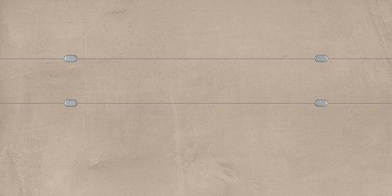 99 Volte Button Crema Opaco de EMILGROUP | Carrelage céramique