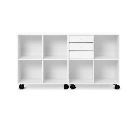 Montana Shelving System | Composition example de Montana Furniture | Estantería