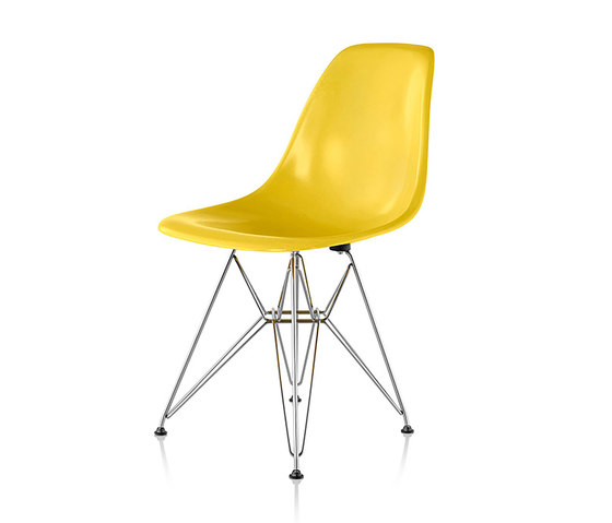 Eames Molded Fiberglass Side Chair de Herman Miller | Sillas