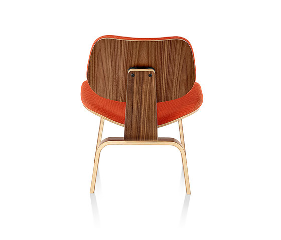 Eames Molded Plywood Lounge Chair Wood Base by Herman Miller | Lounge chairs