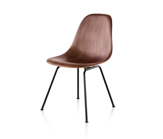 EAMES MOLDED WOOD SIDE CHAIR