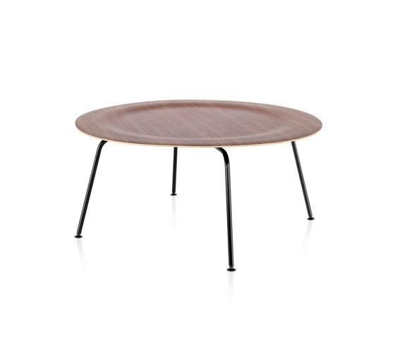 Eames Molded Plywood Coffee Table Metal Base by Herman Miller | Coffee tables