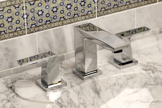 Prezlee by Newport Brass | Wash basin taps