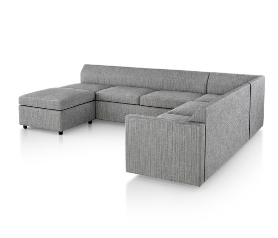 Bevel Sofa de Herman Miller | Sofás