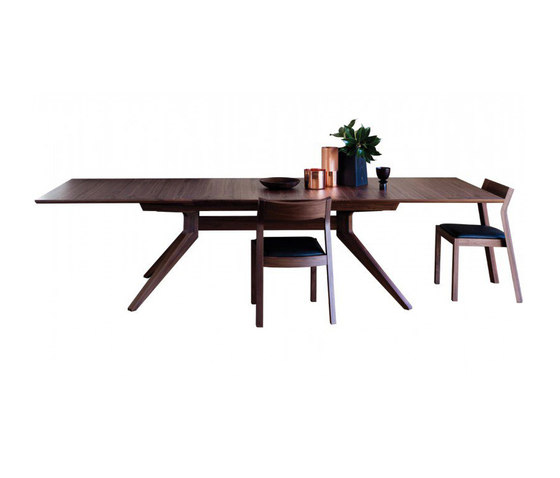 Cross extending table de Case Furniture | Mesas de conferencias