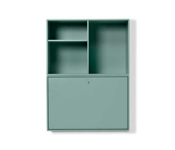 Montana Note | Green Tea de Montana Furniture | Shelving