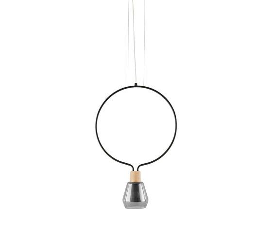 Agata - Circle Black de Incipit Lab srl | Suspensions