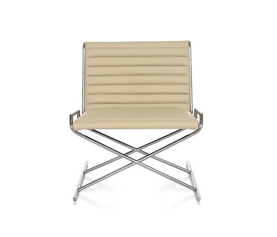Sled Chair di Herman Miller   Poltrone