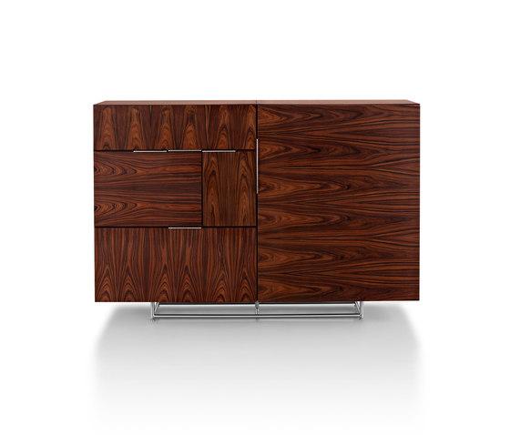 Domino Storage di Herman Miller | Credenze