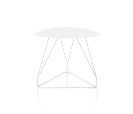Polygon Wire Table by Herman Miller | Side tables
