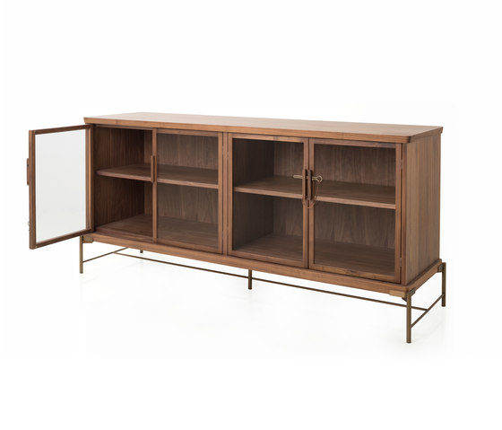 Dowry Cabinet II by Stellar Works | Display cabinets