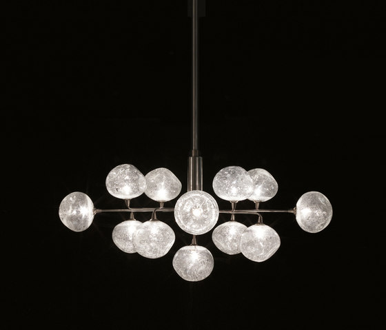 Meteor – Large pendant 13 by HARCO LOOR | General lighting