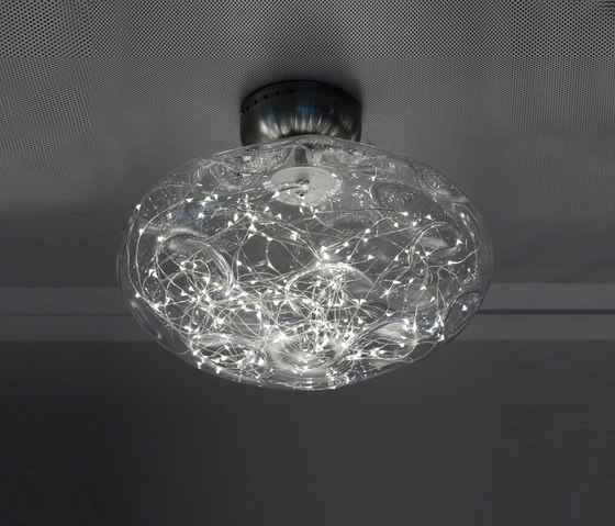 Stardust ceiling-/wall lamp 29 by HARCO LOOR | Wall lights
