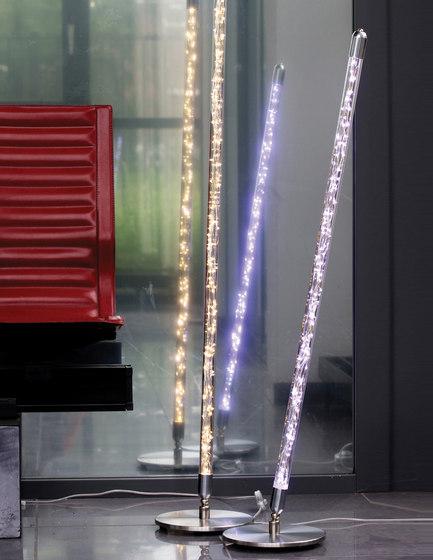 Stardust Tube lampadaire de HARCO LOOR | Luminaires sur pied