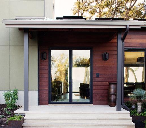 Swing Doors - Aluminum | Vaughan Residence de LaCantina Doors | Portes intérieures