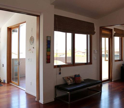 Swing Doors - Aluminum Wood | Power Residence de LaCantina Doors | Puertas de interior