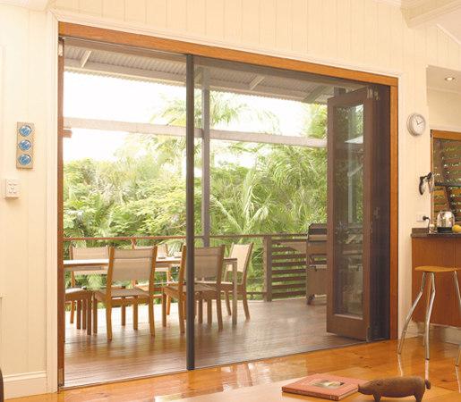 Screening & Blind Solutions - Non-Pleated | LaCantina Doors by LaCantina Doors | Patio doors