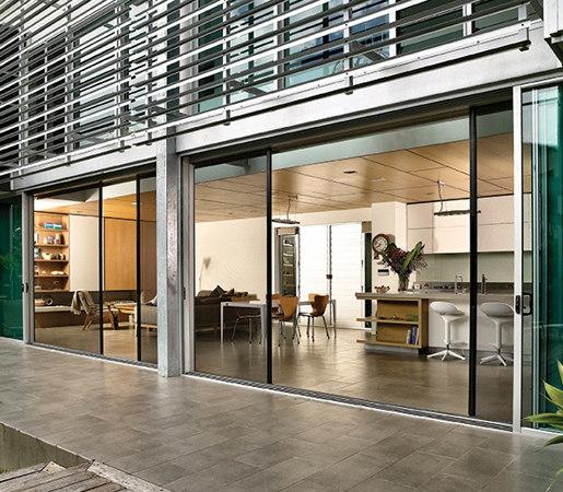 Screening & Blind Solutions - Non-Pleated   LaCantina Doors by LaCantina Doors   Patio doors