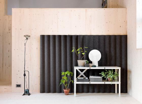 Scala de Abstracta | Sistemas textiles fonoabsorbentes