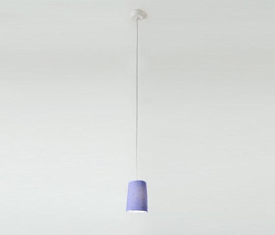 Paint stripe violet de IN-ES.ARTDESIGN | Suspensions
