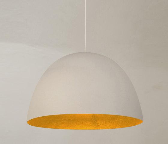 H2O white/orange by IN-ES.ARTDESIGN   Suspended lights