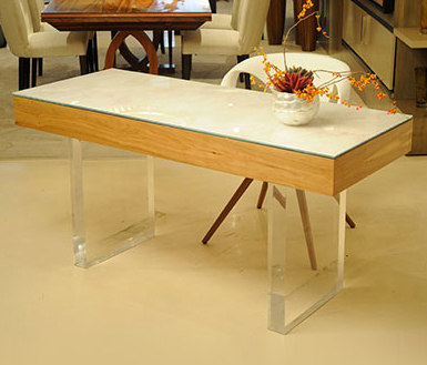 Acrylic Desk de Cliff Young | Escritorios