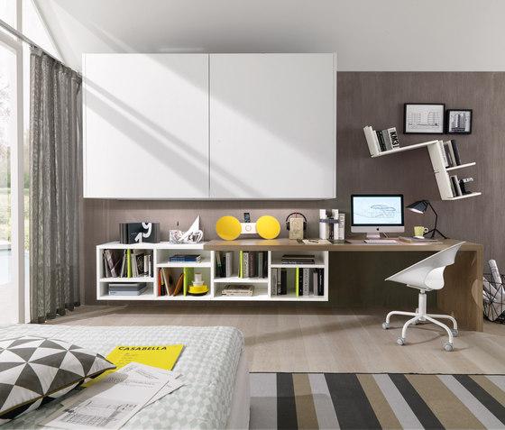 Z336 by Zalf | Kids storage furniture